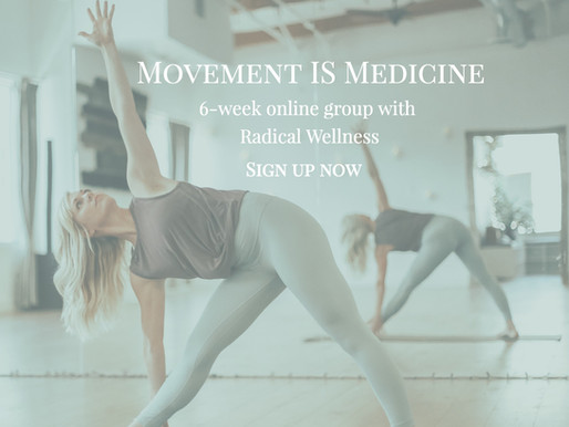 Moving Well and Finding Balance in the Body