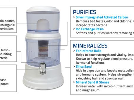 Clean ZEN Water for your Spirit