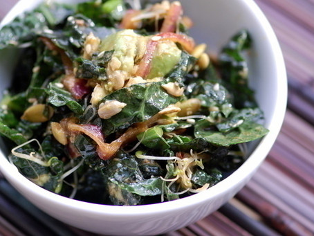 Life Saving Kale Salad