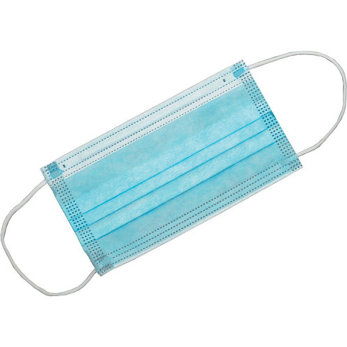Disposable Face Mask, 7/Pack
