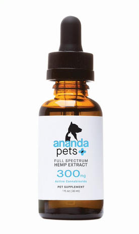 Ananda Professional Tincture for PETS 300mg (30ml) $44.99