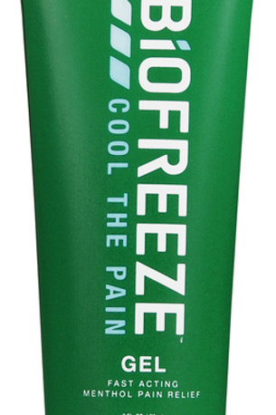 BIOFREEZE PAIN RELIEVING GEL TUBE 3OZ