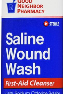 GNP STERILE WOUN WASH LIQ 7.1 OZ