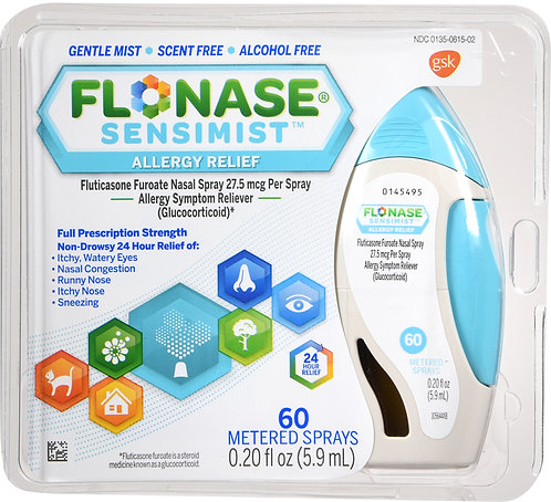FLONASE SENSIMIST OTC 60SPRAYS 5.9ML