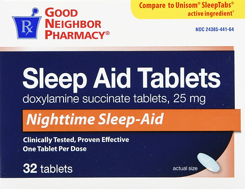 GNP SLEEP AID TAB 32