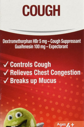 MUCINEX CHLD EXPECTORANT COUGH CHRY 4OZ
