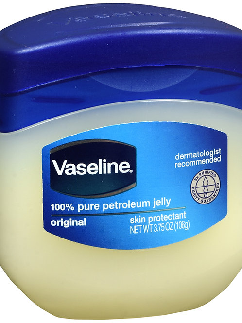 VASELINE PETRO JELLY JAR 3.75 OZ