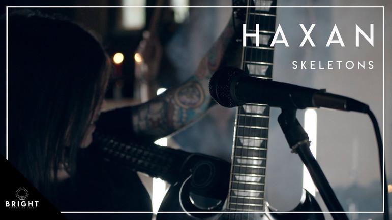 Skeletons - Haxan