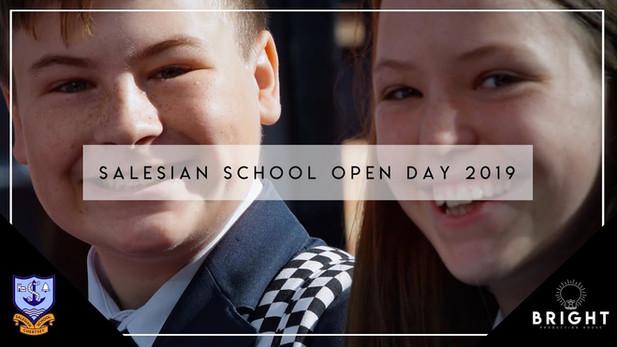Salesian School Open Day Video 2019