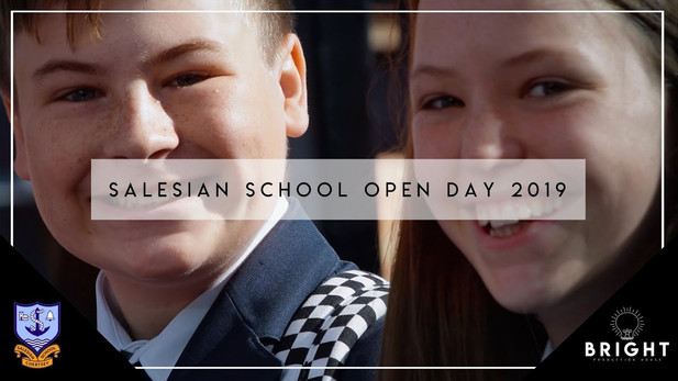 Salesian School Open Day Video 2019