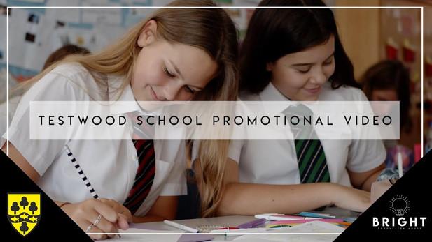 Testwood School | Promotional Video