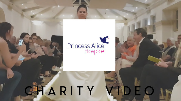Princess Alice Hospice Charity Fashion Show