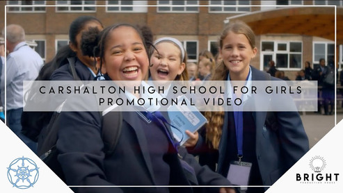 Carshalton High School for Girls | Promotional Video