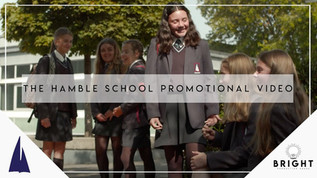 The Hamble School | Promotional Video