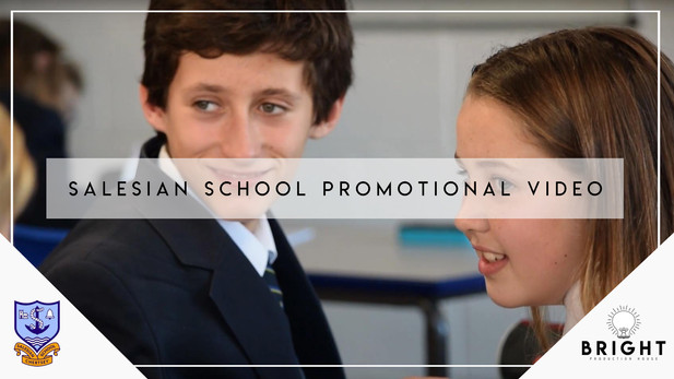 Salesian Promotional Video