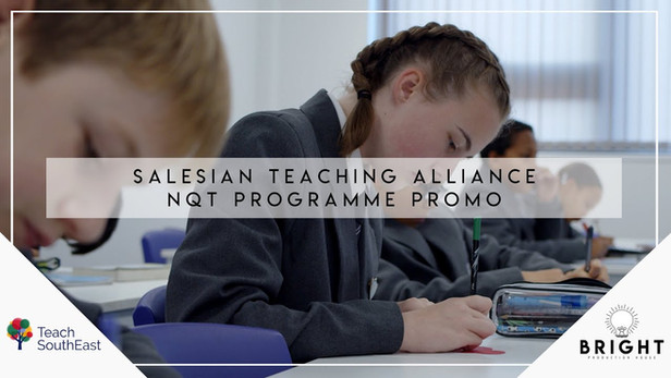 Salesian Teaching Alliance NQT Programme Promotional Video