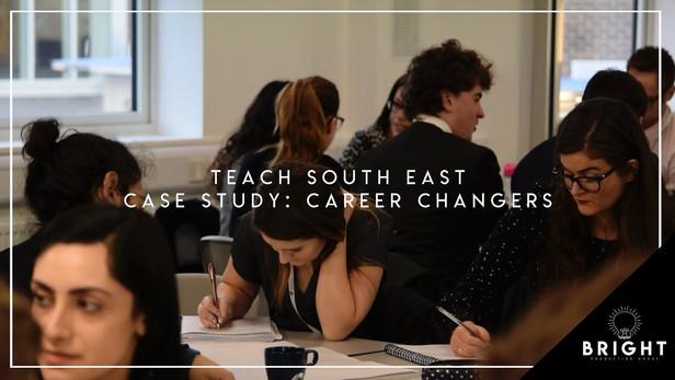Teach South East Case Study: Career Changers
