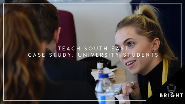 Teach South East Case Study : University Graduates