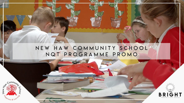 New Haw Community School NQT Programme Promotional Video