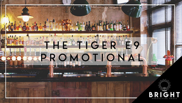 The Tiger E9 | Promotional Video