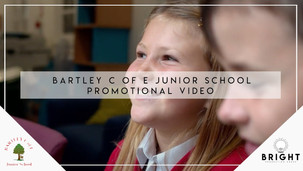Bartley C of E Junior School | Promotional Video