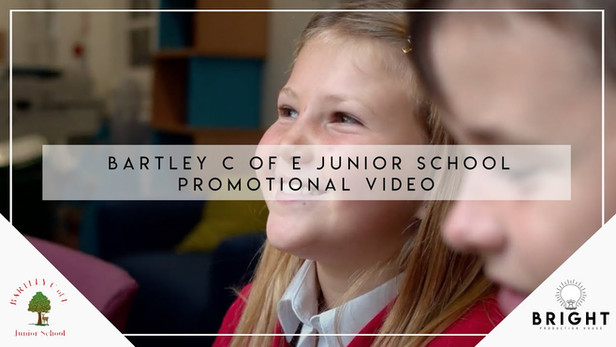Bartley C of E Junior School | Promotional Video