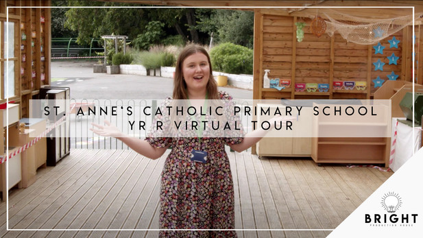 St. Anne's Catholic Primary School - Welcome To Reception