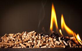 flamme granulés