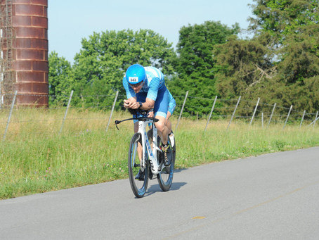 First Race Report! Chattanooga 70.3- First Overall Amateur