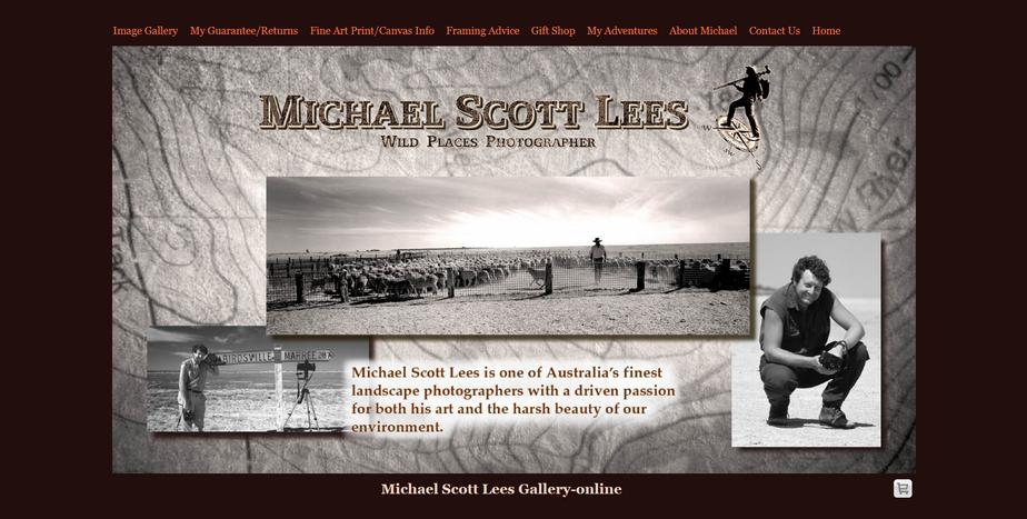 Michael Scott Lees