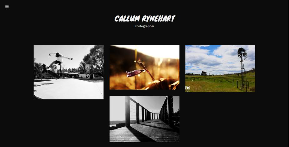 Callum Rynehart