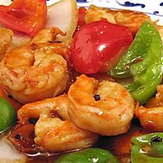Chili Shrimps