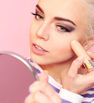 Vlogger(euse) maquillage