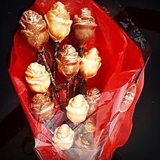 Bouquet de 10 Rosas
