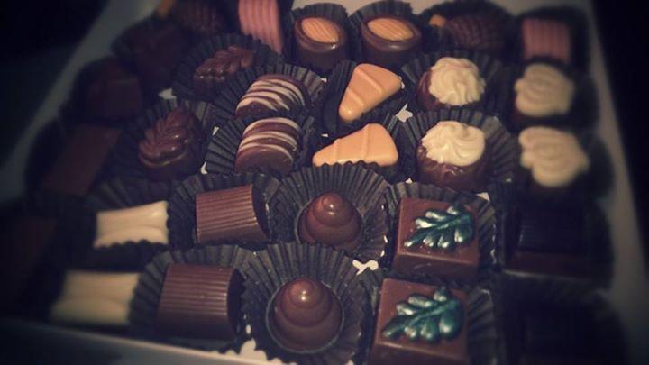 Da nos um ar de satisfação abrir uma caixinha e ver estes pequenos bombons tão bonitos e apetitosos