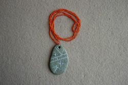 Thunderbird Stone Pendant