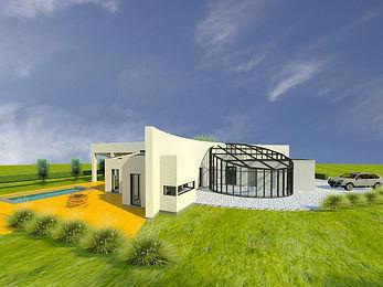 bozel Cirkel house typehuse designhuse