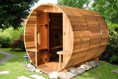 Udendørs sauna Winnipeg