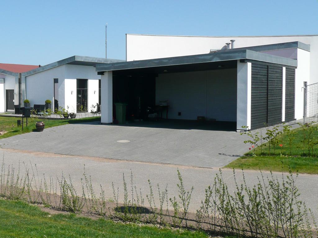 bozel carporte og garager