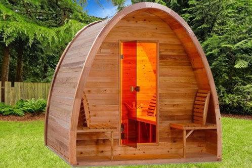 Udendørs sauna Nordland Rustic