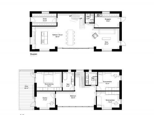 Woodhill 258 m2