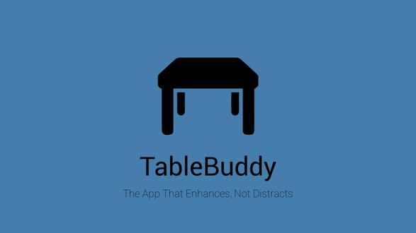 TableBuddy
