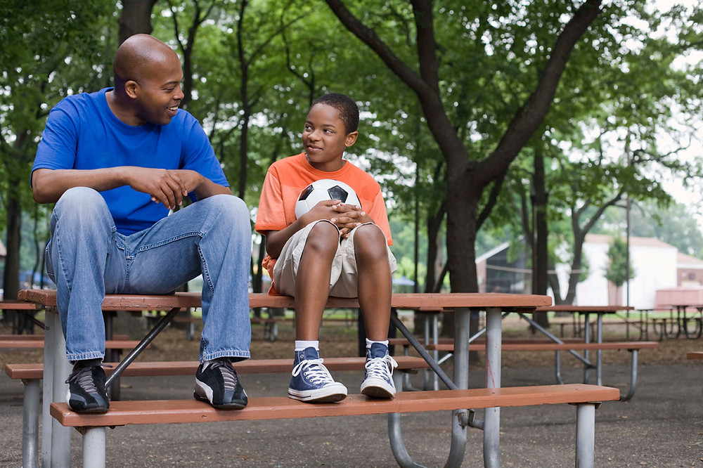 Practice good parenting with young athletes