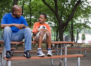 Conversando com seu filho sobre a Asma