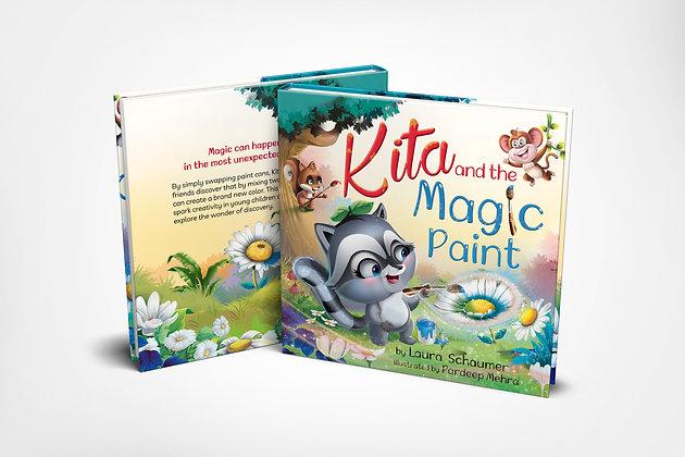 Kita and the Magic Paint
