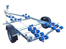 EXT1400 Super Roller Boat Trailer