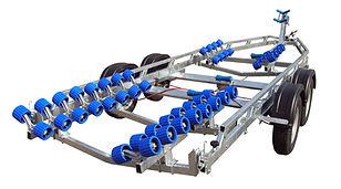 EXT2600 Super Roller Boat Trailer