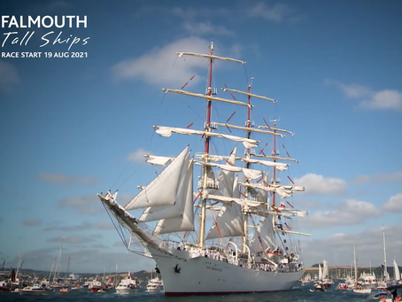 Tall Ships Coming To Falmouth