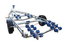 EXT1500 Super Roller Boat Trailer