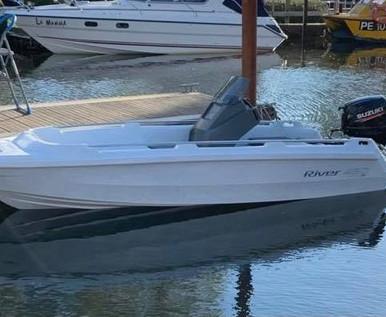 RiverBoat 460